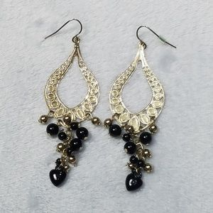Costume Bead Earrings
